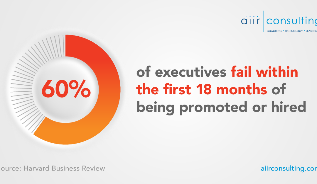 Infographic: How Organizations are Failing Leaders in Transition