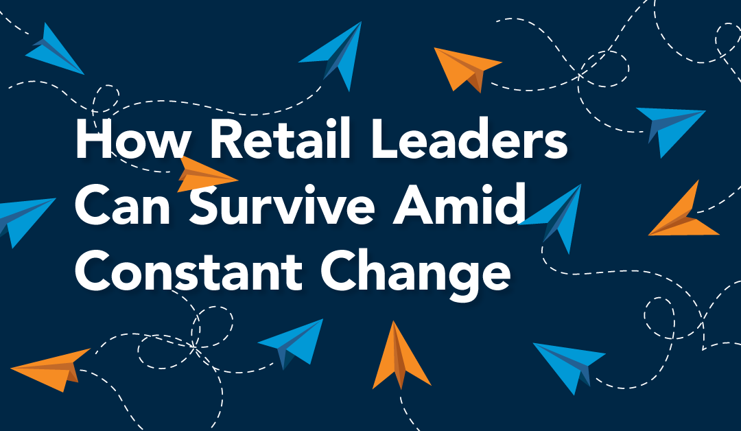 How Executive Coaching Can Help Retail Leaders Survive an Era of Constant Change