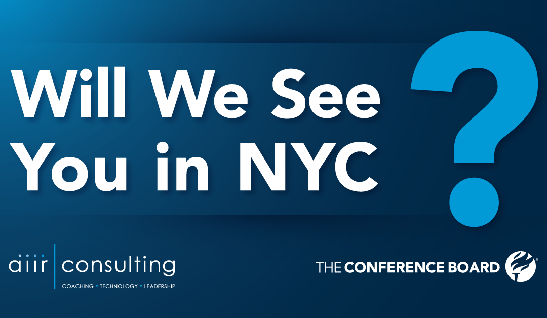 Something Big Is Happening in NYC –Will You Be There?