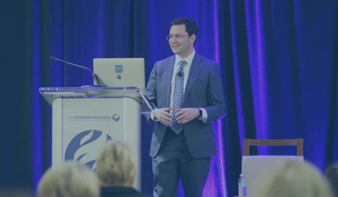 AIIR Generates Buzz at Conference Board Executive Coaching Conference in NYC