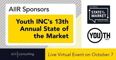 AIIR Sponsors Youth INC's 13th Annual State of the Market