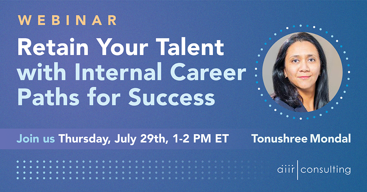 Retain Your Talent with Internal Career Paths