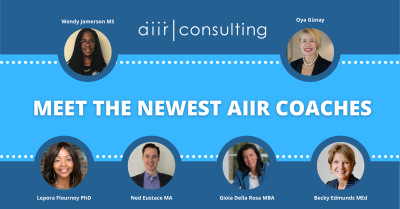 AIIR Welcomes 6 New Coaches