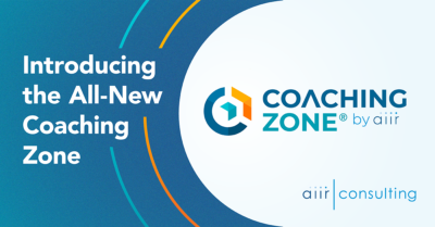 Introducing the All-New Coaching Zone®